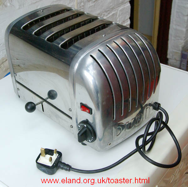 Dualit toaster element replacement how to with pictures it doesnt really matter much whether its two four or six slots or other detail differences between models as far as i know all of the dualit vario swarovskicordoba Choice Image