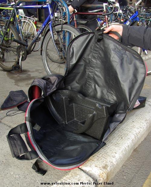 Gocycle pic - copyright Velo Vision Ltd